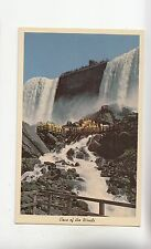 BF27156 niagara falls new york cave of the winds USA  front/back image