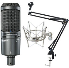 Audio-Technica at2020usb+ Plus + Articulated Arm Tripod + Spider