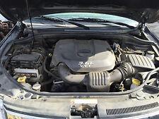 2013  JEEP GRAND CHEROKEE 3.6L MOTOR  ENGINE V6 28K ORIGNAL MILES OEM  USED