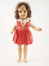 R&B Aranbee Vintage Doll Composition 14� Nancy Lee Teen