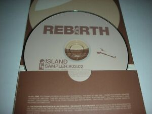 Various Artists - Island Records Sampler - 20 Track