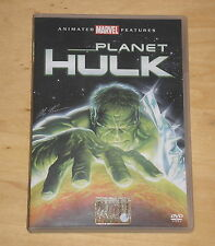 PLANET HULK - DVD COME NUOVO (MINT)