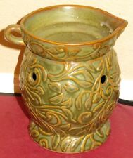 Scentsy Full Size Warmer CYPRUS Green Island Collection