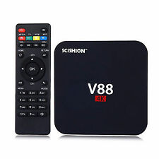 4K V88 Amlogic RK3229 Quad-Core 1G+8GB Android 6.0 Smart TV Box Media Player