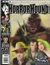 HORRORHOUND # 42 HORROR MAGAZINE PACIFIC RIM SHOGUN WARRIORS KING KONG