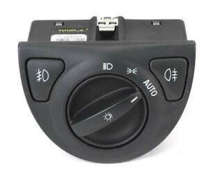 Genuine OEM Headlight Switch for Saab 12774379
