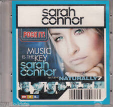 SARAH CONNOR - Music Is The Key > CD Sngle, POCK IT!
