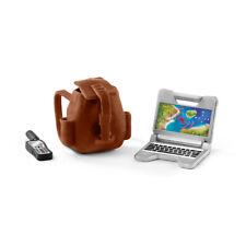 Schleich 42355 Ranger Technology Set (Wild Life) includes 4 Plastic Accessories