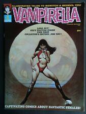 VAMPIRELLA # 1 1969 Comics  ~ Warren Publishing VF/NM 9.0