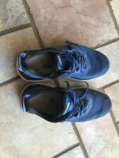 Hoka One One Bondi 6 Running Sneaker Mens Blue - Size 10 Wide