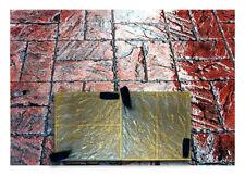 Set of Polyurethane Mat Stamps BROOKLYN | Stone Concrete Cement Texture Imprint
