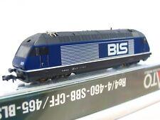 Kato N 13710 E-Lok Re 465 001-6 BLS OVP (RB627)