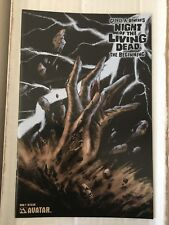 NIGHT Of THE LIVING DEAD #2 The Beginning Avatar Comic Book NM Condition 2007