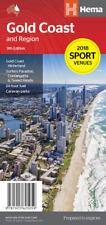 Hema Gold Coast & Region Map *FREE SHIPPING - NEW*