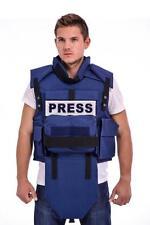 HAGOR TITAN PRESS Body Armor Bullet Proof Vest IIIA NIJ Ballistic Protection