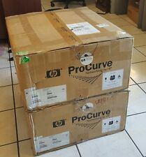 NEW J8697A Hp ProCurve Networking 5406zl Chassis w/ Management Module J8726A NOB