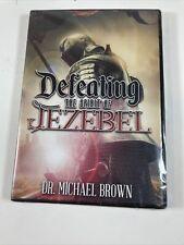 Dr Michael Brown: Defeating The Spirit of Jezebel (CD Audiobook) 3-DISC SET. NEW