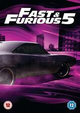 Fast Five [DVD][Region 2]