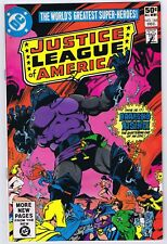 Justice League of America #185 FN Signed w/COA by Gerry Conway/Jim Starlin 1980