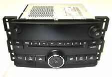Chevy Cobalt Stock Stereo GM Part #20835360 AM FM Radio CD Player USB Aux Input