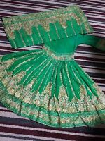 Asian pakistani indian designer girls wedding dress