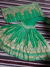 Asian pakistani indian designer girls wedding dress