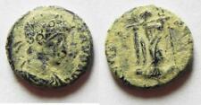 ZURQIEH -aa8970- AS FOUND ROMAN AE 4. CONSTANS?