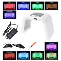 10 Color LED Photon Light Facial Body Skin Rejuvenation PDT Photodynamic Machine