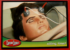 CAPTAIN SCARLET - Card #37 - Killing Time? - Cards Inc. 2001