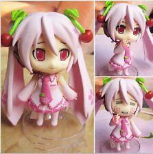 """Nendoroid #97A Vocaloid Sakura Hatsune Miku 4""""/10cm PVC Anime Figure Toy Gift"""