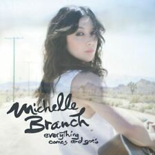 MICHELLE BRANCH everything comes and goes (CD, EP) country, pop rock, very good