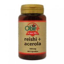 Reishi + acerola 400 mg 90 cápsulas OBIRE