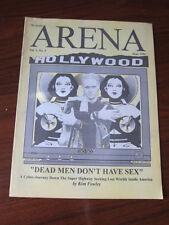 Austin Arena 6/94   Kim Fowley