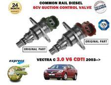 Pour vauxhall opel vectra 3.0 V6 cdti 2003 - > neuf diesel scv ventouse valve de contrôle