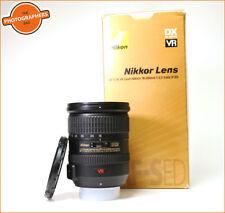 Nikon AF-S 18-200 mm f3.5-5.6 G DX VR Lente Zoom Lente de enfoque automático + Free UK Post