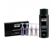 Hair Repair Kit Keratin Panthenol Protein Restores and moisturizes the hair