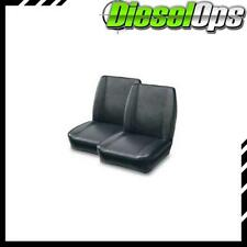 Bestop TrailMax II Classic Low Back Seat Black for Jeep CJ5/CJ7/Wrangler 76-06