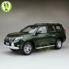 1:18 Scale Toyota Land Cruiser Prado Diecast SUV Car Model Green