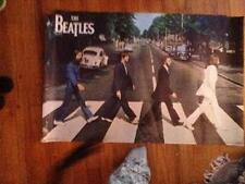 """beatles abbey road poster 34"""" x 22"""""""