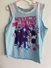 Girls retro New Kids On The Block XS shirt