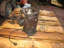Vintage antique Unitron Battery Charger