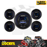 Auto Meter Cobalt Digital 5-Piece Gauge Kit - AU6900