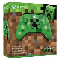 Xbox One Wireless Controller - Minecraft Creeper [Brand New]