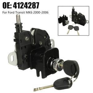 Bonnet Hood Lock Latch Catch Complete 2 Key For Ford Transit MK6 00-06 & Connect