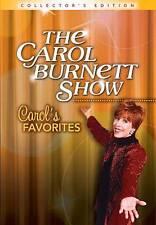 The Carol Burnett Show: Carols Favorites (DVD, 2012, 6-Disc Set, Collectors Ed)