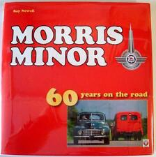 MORRIS MINOR 60 YEARS ON THE ROAD RAY NEWELL CAR BOOK