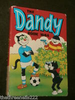 THE DANDY BOOK ANNUAL 1984