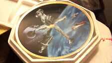 Signed Mint Collectors Star Wars Hamilton Plate: B-Wing Fighter