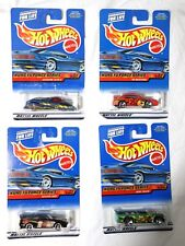 Mattel Hot Wheels Kung Fu Force Series Collector#'s 2000-033 034 035 036 4 cars