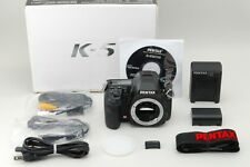 "[Near Mint] PENTAX K-5 Digital SLR Camera Black From Japan"""